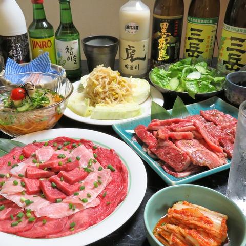 神楽坂 焼肉 三味亭 北町店