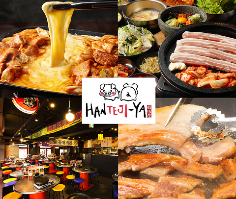 各種ご宴会ご予約承り中★ヘルシー韓国料理+飲み放題!池袋店限定コースもあります