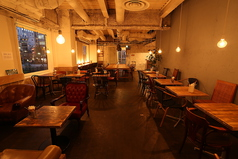 TIMBERS CAFE Tsukiji Tableの写真