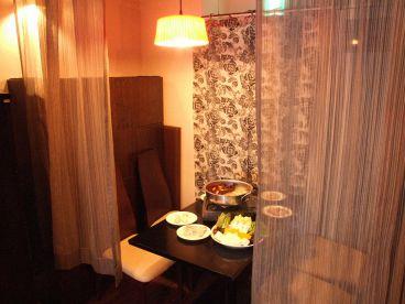上海小籠包 厨房 阿杏の雰囲気1