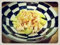 料理メニュー写真蒸し鶏のごまソース