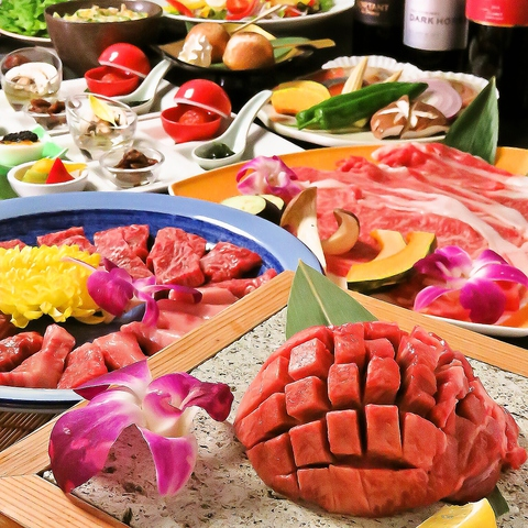 肉亭ゆめさく VEGE MEAT DINING