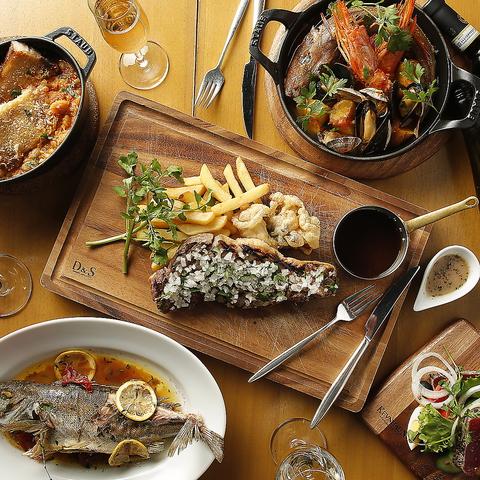 GARDEN RESTAURANT ALL DAY DINING   品川|店舗イメージ8