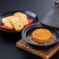 料理メニュー写真燻製北海道カマンベールチーズ