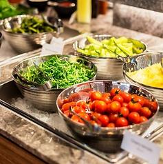 ガーデンレストラン オールデイダイニング GARDEN RESTAURANT ALL DAY DININGの雰囲気1