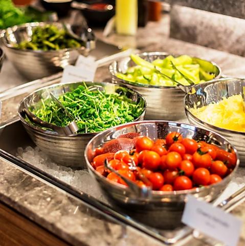 GARDEN RESTAURANT ALL DAY DINING   品川|店舗イメージ4