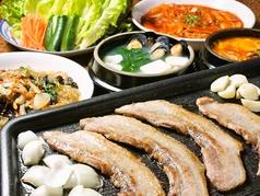 本格韓国家庭料理 MARUの写真