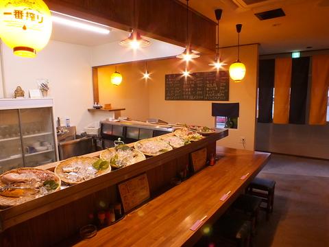 炉ばた焼の大堂スタイルを愉しめる!鮮度や調理法にこだわる和洋料理を堪能できるお店