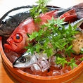 【すなおや】はお魚も新鮮!コースにも有り◎県外のお客様にも親しまれています♪