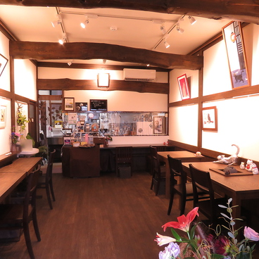 Gallery&Cafe 平蔵の雰囲気1