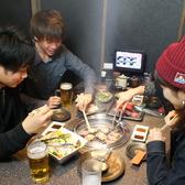 焼肉酒場 へいや 岡山店の雰囲気3