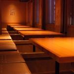 全席個室。多彩な個室をご用意。居酒屋、和食、個室、宴会、接待、合コン、飲み会、飲み放題、吉祥寺