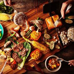 グランピング 鍋 BBQ 天空ラウンジの特集写真