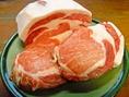 今日もおいしいお肉をご用意してまってましたよ!