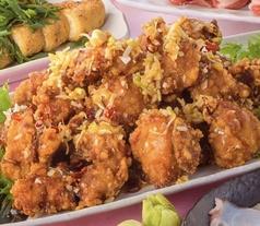 油淋鶏 (唐揚げ5コ)