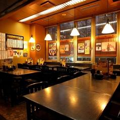 宴会最大15名様まで/個室は6~8名様。ご予約はお早めに。