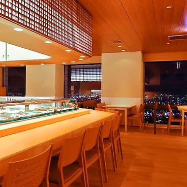 鮨処 銀座 福助 サンシャイン60店の雰囲気1