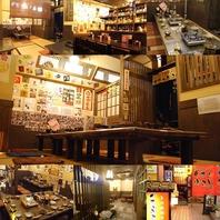 東加古川駅徒歩1分!宴会はテーブル,座敷等で最大40名迄