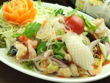 シヤー トムヤムクン ポーチャナーのおすすめ料理1