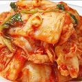 料理メニュー写真自家製 韓国風キムチ