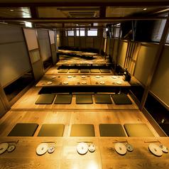炉ばたや銀政 新宿野村ビル店の特集写真