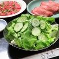 料理メニュー写真三味亭サラダ