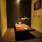 3~5名様完全個室をご用意♪こちらも人気席のため、お早目の予約をお願いします。