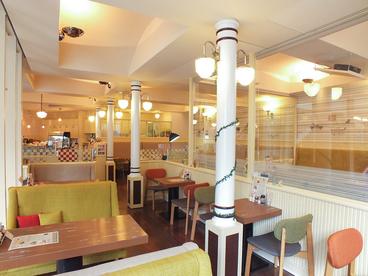 カフェ シュシュ cafe chouchou 高知の雰囲気1