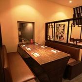 中国料理 ながさき家の雰囲気2