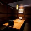 気軽なお食事にも最適な個室席です。【池袋で個室のあるお店をお探しなら北海道へ】