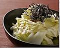 料理メニュー写真白菜サラダ