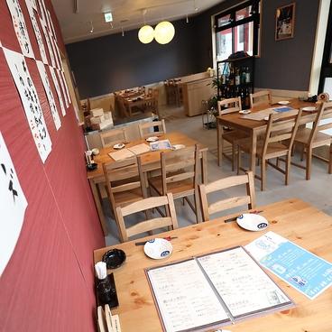九州酒場 馬肉 蓮 草加店の雰囲気1