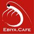 新鮮伊勢海老カレー エビヤカフェ EBIYA.CAFEのロゴ