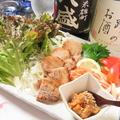 料理メニュー写真ピーチポークの野菜包み