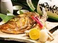 料理メニュー写真日替わり焼魚