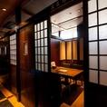 ゆったりソファー席でお寛ぎいただけます!北海道の旬な素材をおしゃれな店内な満喫!【池袋で個室のあるお店をお探しなら北海道へ】