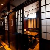 【池袋 居酒屋】大小様々な個室があります