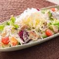 料理メニュー写真◆チーズたっぷりのシーザーサラダ
