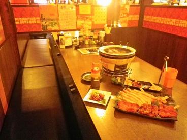 情熱ホルモン 徳山酒場の雰囲気1