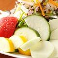 料理メニュー写真農園直送 野菜サラダ