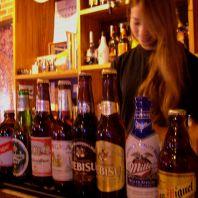 各国ビールがワンコイン