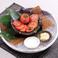 料理メニュー写真大分県産塩トマト