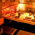 開放的な飲みどころならではの明るい空間はお客様に大人気!開放的な空間にピッタリな当店自慢のお料理、お酒を存分にお召し上がりください!2名様~ご利用可能な個室を多数ご用意しています。