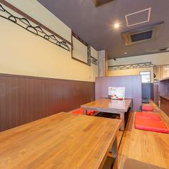 炭火居酒屋ふく 赤間駅北口店の雰囲気1