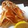 料理メニュー写真● 羅臼産「きんきの焼物」