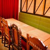 VIP個室は6名から予約可能! ※1000円チャージ/人となります。