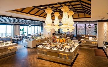 ビュッフェ シーフォレスト ホテルモントレ沖縄スパ&リゾートの雰囲気1
