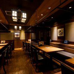 ゆったり個室はママ会や女子会にもおすすめ!【池袋で居酒屋・蟹・海鮮・和食のお店をお探しなら北海道へ】