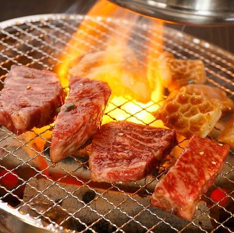 炭火焼肉 GURAGURA(ぐらぐら)