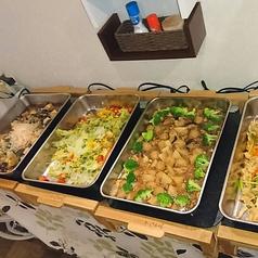 カラオケスポットにじいろのおすすめ料理1